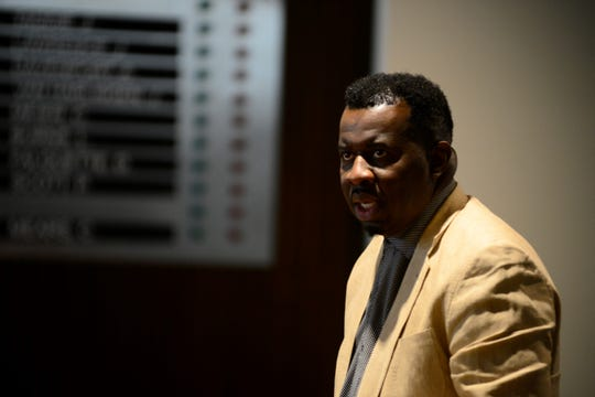 Mark Cobb, pastor of Providence Baptist Church, said Jordan Jr. saw the best in people.