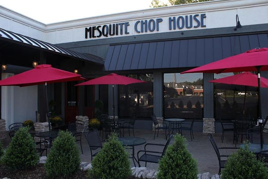 Mesquite Chop House in Germantown has closed.