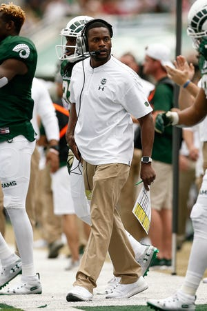 Alvis Whitted was part of the Green Bay Packers staff last season after seven years at Colorado State.