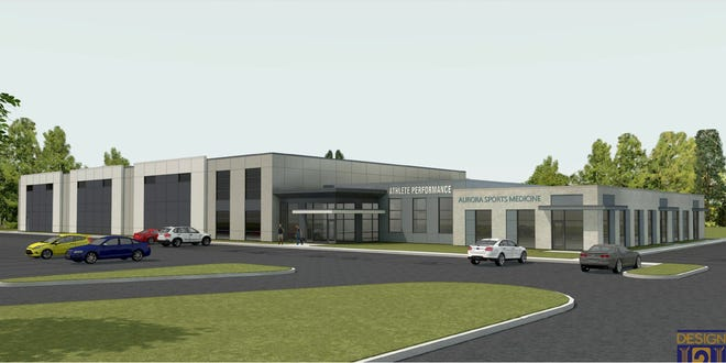 Athlete Performance plans to build a 34,000-square-foot athletic facility in Mequon's business park northwest of Executive Court.