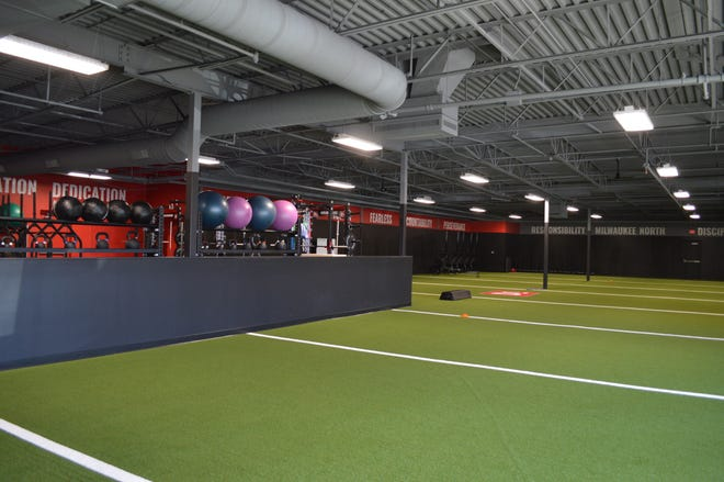 D1 Training Milwaukee, a 10,000-square-foot athletic training facility, opened in Mequon March 2.