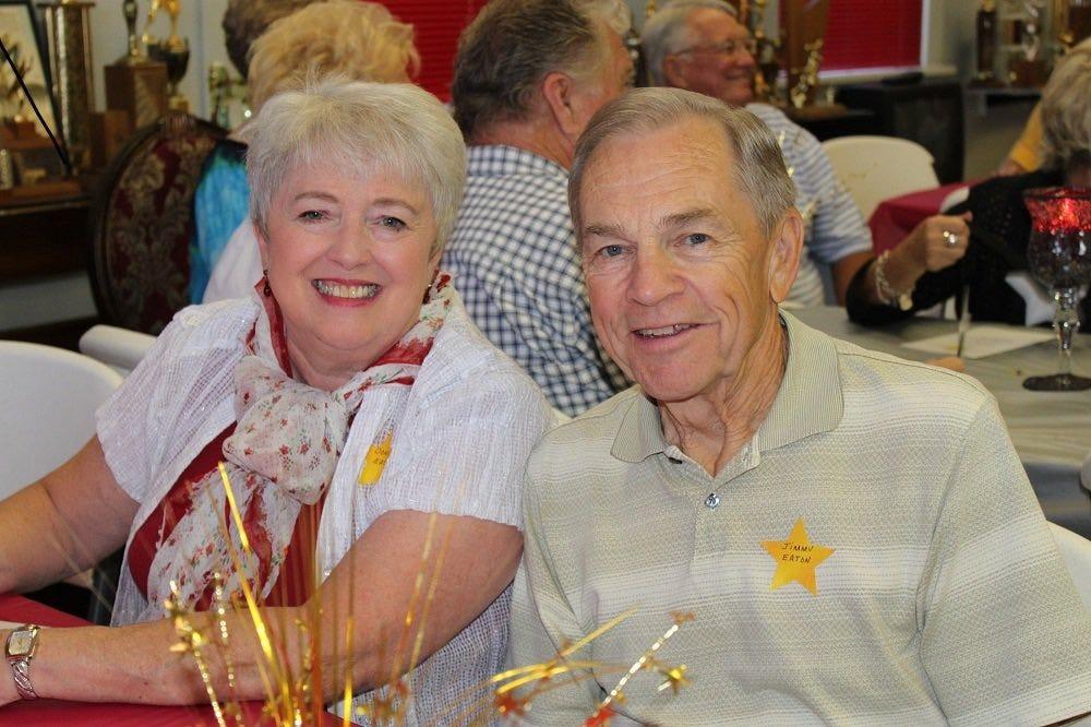 Photo of James Eaton, 84 and Donna Eaton 81