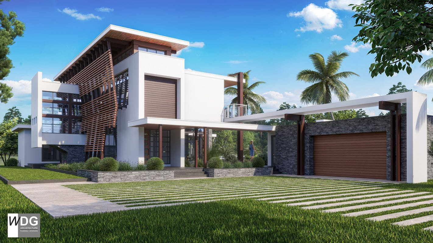 Wdg Architecture Designs House Based On