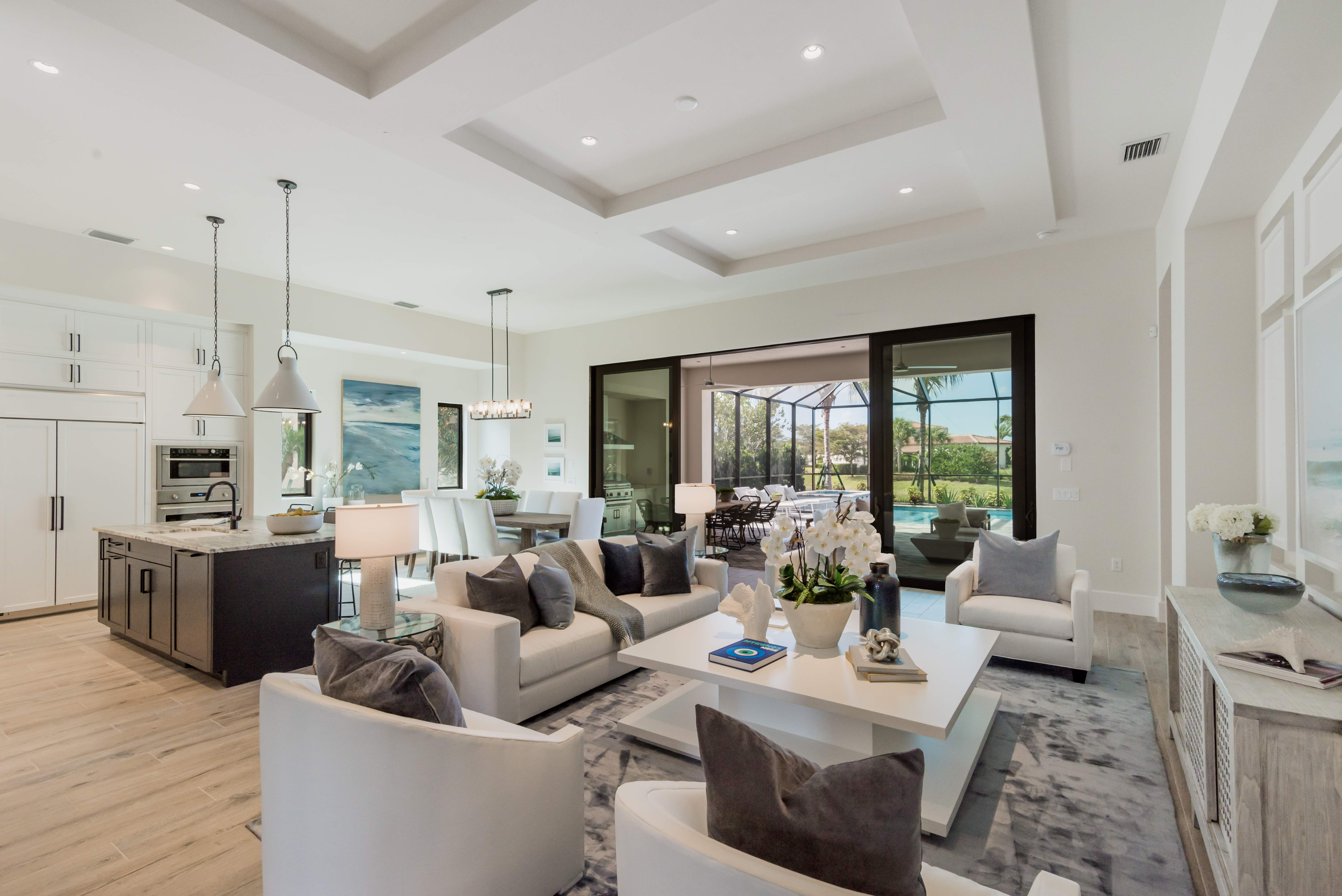 London Bay S 2020 Model Home Showcase Continues Today At Mediterra