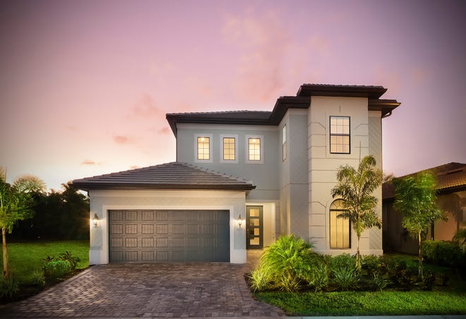 Palazzo at Naples is offering its final homes, including a 3,197 square-foot, move-in ready Massiano Provincial featuring four bedrooms, four bathrooms, and a two-car garage.