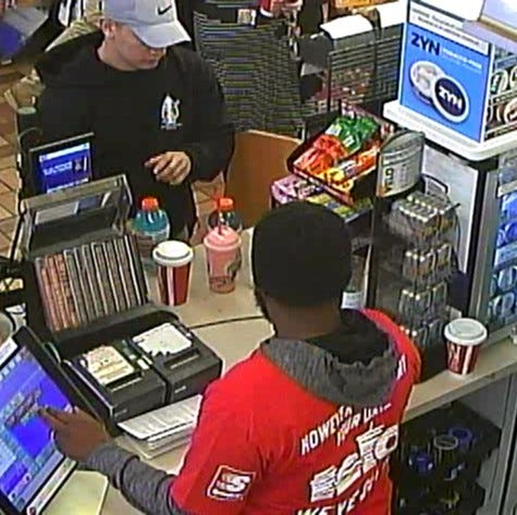 Licking County Crime Stoppers is offering up to a $1,000 reward for information leading to an arrest in a debt card theft and misuse from the Harrison Township area.