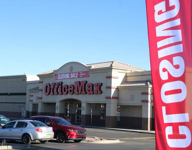 The Farmington location for OfficeMax is one of 90 stores parent company, Office Depot Inc., expects to close in 2020 and in 2021.