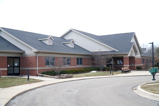 The Lyon Township offices off of Grand River Ave.