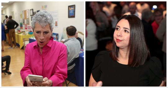 Palm Springs' Joy Silver and Indio's Elizabeth Romero are in a near-deadlock in the State Senate special election primary. Whoever emerges will advance to a May 12 runoff against Republican Melissa Melendez.