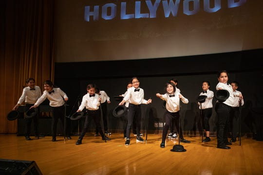 The event included a charming performance by Tools For Tomorrow students from Abraham Lincoln Elementary School.