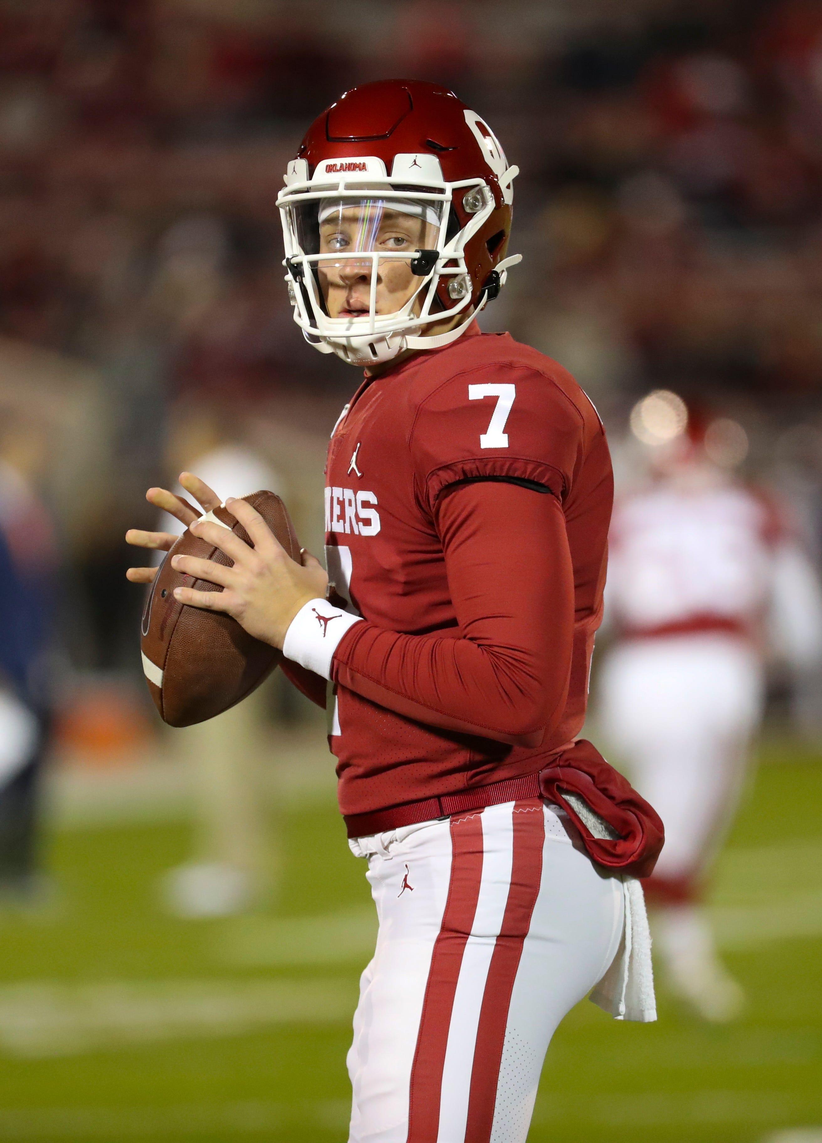 Spencer Rattler Era As Oklahoma Sooners Quarterback Begins
