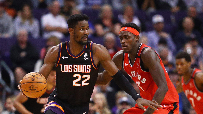Phoenix Suns center Deandre Ayton excited, ready to return in NBA restart