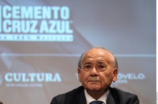 Guillermo 'Billy Álvarez', DT de Cruz Azul.