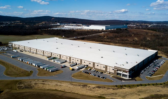 York-based Kinsley Properties has finalized a lease deal for the Graham Packaging Company to fill the remaining square footage at a new distribution center off Interstate 83 in York County. Wednesday, March 4, 2020.John A. Pavoncello photo