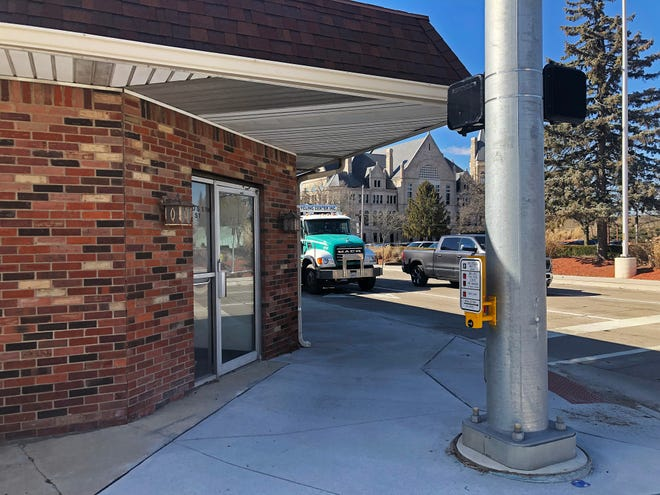 The Wayne County Health Department has moved to its new location on the southwest corner at South Fifth and South A streets.