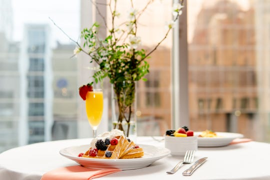 Made-to-order waffles will be among the options at the Hyatt Regency Rochester Easter brunch.