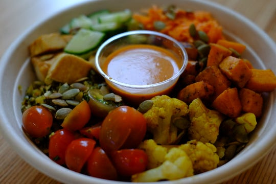 Eat the rainbow at SEED, Rehoboth Beach's new gluten-free, vegan friendly and allergy-conscious restaurant. The fast casual eatery lets you build your own bowl.