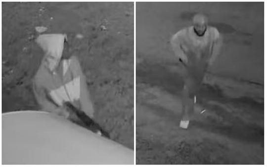 The Shreveport Police Department is asking for help in identifying two suspects of a shooting that took place on Feb. 8, 2020, in the 4900 block of Mansfield Road.