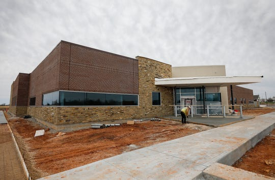 The Ozarks Technical Community College's new center in Republic is located at 584 West U.S. 60.
