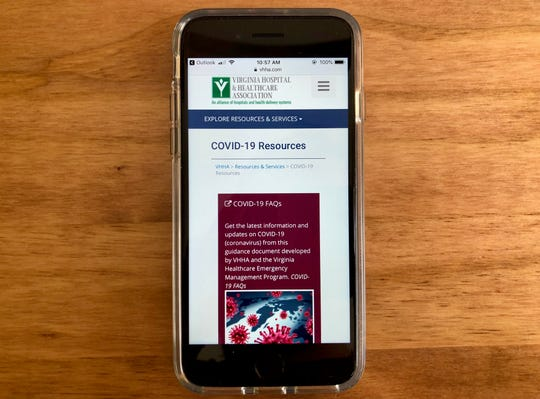 The Virginia Hospital and Healthcare Association and the Virginia Healthcare Emergency Management Program created a new COVID-19 resources web page.