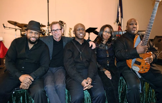 The JWB Band will perform Saturday evening at the 2nd Annual Cool Breeze Art & Smooth Jazz Festival at Railroad Square Craft House.
