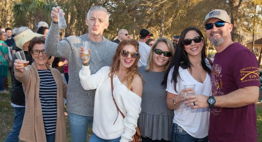 The 3rd Annual Big Bend Brewfesttakes place Saturday, March 21, at Perry's Rosehead Park from 5-8 p.m.