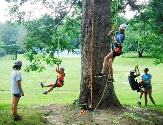 Children at Talisman Camps.