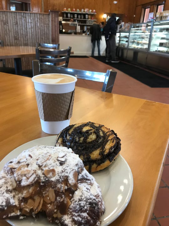 Pastries at the newly opened The Bakehouse of Tarrytown. This is an offshoot of the The Bakehouse of Ardsley.