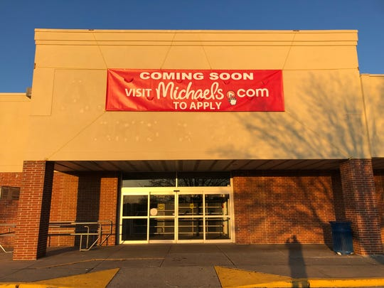 Michaels will be taking over the A.C. Moore on Kirkwood Highway. A.C. Moore closed last week as part of a nationwide shut down of the arts and crafts retailer.