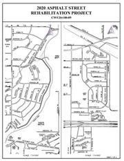 The city of Wichita Falls has chosen Freeman Paving for the 2020 asphalt street rehab project.