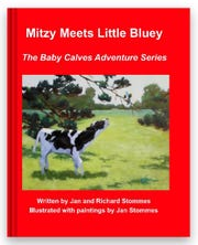 Pooling their talents, Rich and Jan Stommes created a series of children's books that follow the antics of baby calves that help to make the biology of nature relevant to children.