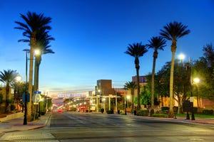 Henderson, Nevada, was the site of random shootings.