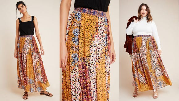 This maxi will breathe life into your spring wardrobe.