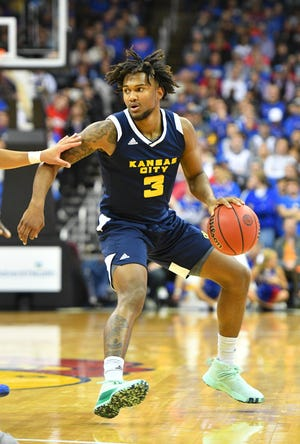 Former UMKC Kangaroos guard Brandon McKissic will play for the Florida Gators in 2021-22 season.