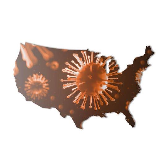Corona in the U.S.