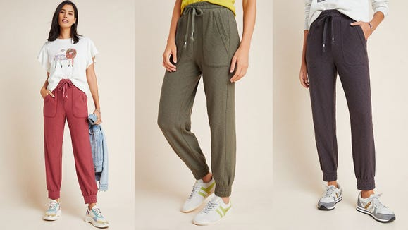 These joggers have the perfect relaxed vibe.