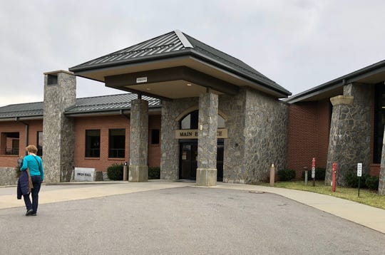 HCA Healthcare recently bought the CarePartners buildings and land at 68 Sweeten Creek Road for $50.5 million. The proceeds will benefit the Bridge Foundation, formerly the CarePartners Foundation. This is Owen Hall on the campus.