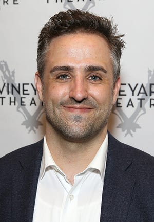 Eric Santagata is the new head of musical theatre for the University of Cincinnati College-Conservatory of Music.