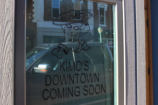Kimo's Hawaiian Grill will be opening soon on Franklin Street in downtown Clarskville Tenn., March 5, 2020.
