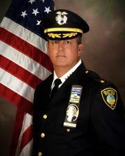 Summit Police Chief Robert Weck