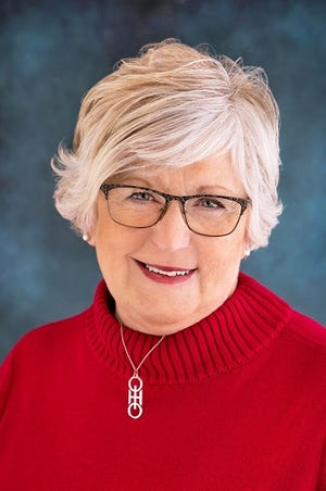 Sandusky County Commissioner Kay Reiter.