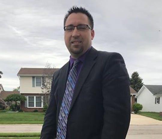 Joshua Clark, Sandusky County Prosecutor candidate.