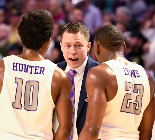 Furman coach Bob Richey says the thing he likes most about the Paladins in 2019-20 is that the players are so connected.