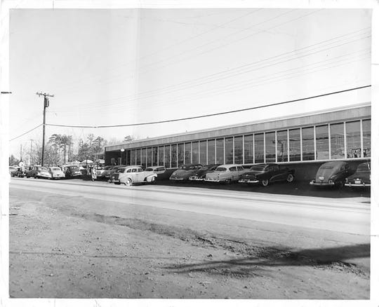 Old Colony Furniture in the 1950s.