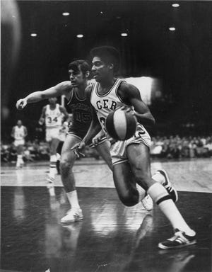 Roger Brown was the first player the Pacers signed when the ABA began play.