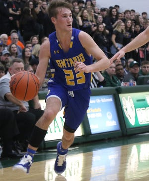 Ontario's Griffin Shaver headlines a Warriors team with high expectations.