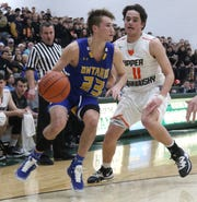 Ontario's Griffin Shaver was named Special Mention All-Ohio by the Ohio Prep Sportswriters Association.