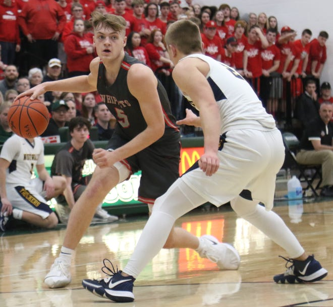 Shelby's TJ Pugh was named third team All-Ohio by the Ohio Prep Sportswriters Association.
