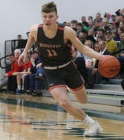 Shelby's Cody Lantz was named third team All-Mansfield News Journal.