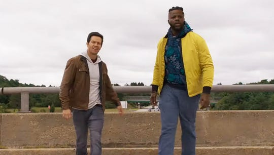 "Mark Wahlberg is Spenser while Winston Duke (""Us,"" ""The Black Panther"") is the private eye's best friend and colleague, Hawk, in ""Spenser Confidential,"" which makes its area debut during the Oxford Film Festival."